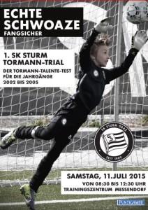 1. SK STurm Tormann-Trial 2015